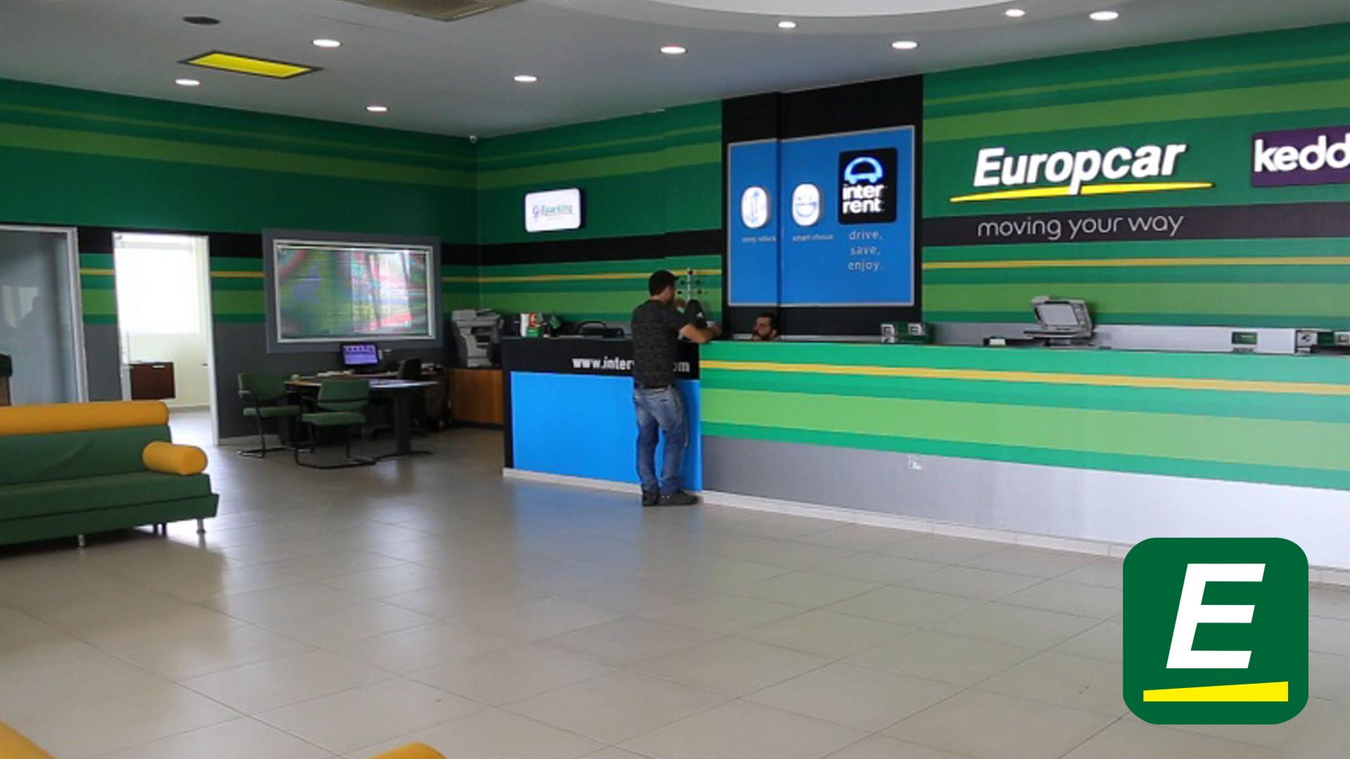 Europcar Rent A Car Greece
